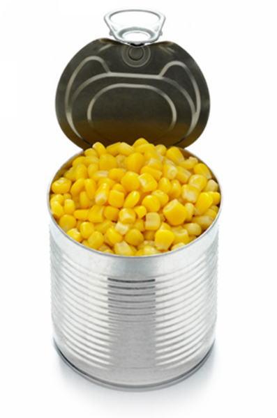 Почему мяч, вытбитый высоко в воздух (попфлай), в бейсболе принято называть «банкой кукурузы»?