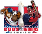 World Series 2016. Chicago Cubs at Cleveland Indians. Game 6